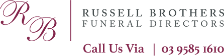Russell Brothers Funeral Notice